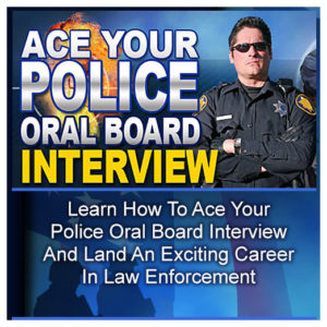 Police Oral Board