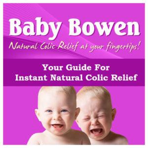 Baby Bowen Colic Relief
