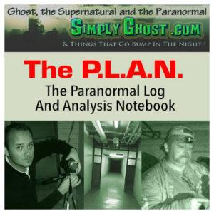 Paranormal Log